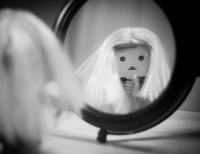 Le monstre du miroir