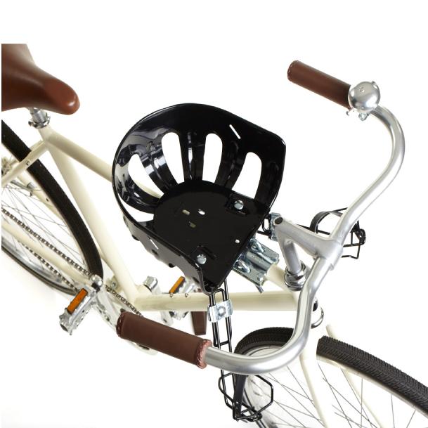 No λογοσ Transporter Ses Enfants à Vélo